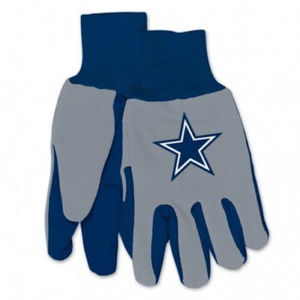 Other - Dallas Cowboys NFL Utility Gloves Work or Winter